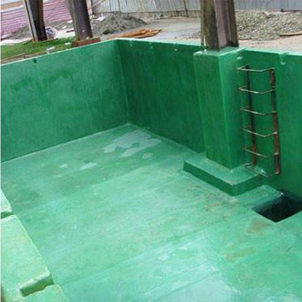 污水池环氧树脂防腐
